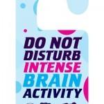 Do not disturb! downloadable pdf door hanger