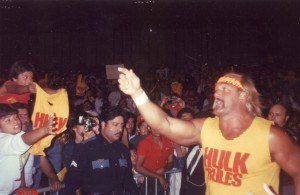 Hulk Hogan (a kind of hulk) by Flickrbot for Wikimedia