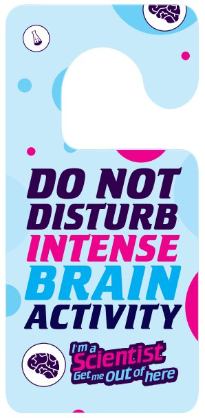 Do Not Disturb door hang sign