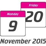 IAS N15 Dates
