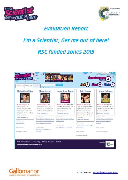 RSC cover