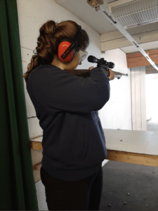 Pistol Club is the competitive sport I do.